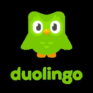 لوگوی دولینگو Duolingo