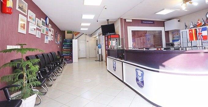 آموزشگاه زبان پردیسان شعبه هفت حوض