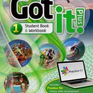 جلد کتاب انگلیسی Got it 1 آکسفورد