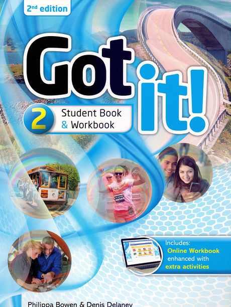 جلد کتاب انگلیسی Got it 2 آکسفورد