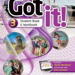 جلد کتاب انگلیسی Got it 3 آکسفورد